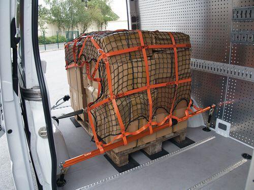 Ladungssicherungsnetz
