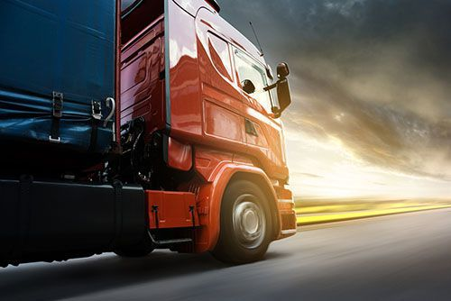 Ladungssicherung im LKW